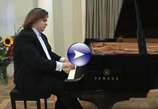 Video prezentacja z Lata z Chopinem - Krystian Tkaczewski